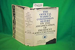 The Official Warren Commission Report on the: Nizer, Louis; Catton,