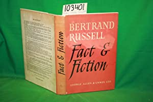 Fact & Fiction: Bertrand Russell; Signed