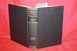 Security Analysis Principles and Technique: Graham, Benjamin &