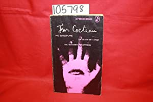 Two Screenplays: THe Blood of a Poet,: Cocteau, Jean; Martin-Sperry,