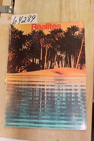 Realites February 1968 Number 207: SOCIETE D'ETUDES ET DE PUBL