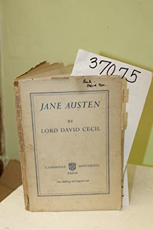 Jane Austen: Cecil, Lord David