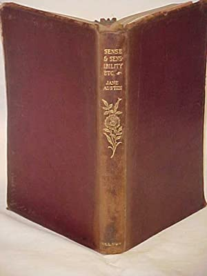 Sense and Sensibility and Persuasion leather: Austen, Jane