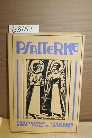 105 Geestelijke Liederen voor kerk, school en huisgezin. met begeleiding van Orgel of Harmonium: ...