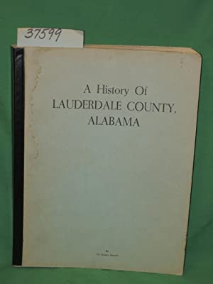 A History of Luderdale County, Alabama: Garrett, Jill Knight