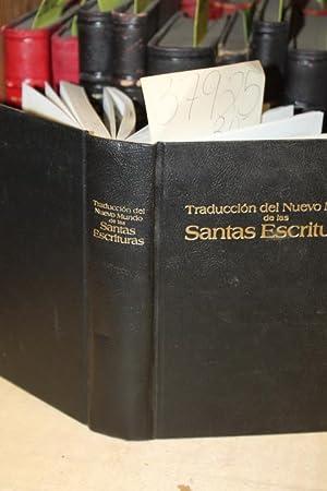 Traduccion del Nuevo Mundo de las Santas: WATCHTOWER BIBLE