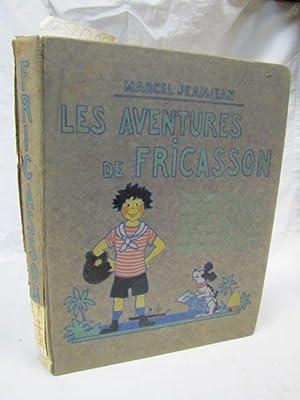 Les Aventures de Fricasson: Jeanjean, Marcel