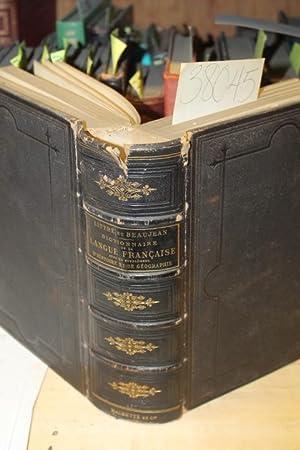 Dictionaire de la Langue Francaise Avec un Supplement D'Histoire et de Geographie: Beaujean, A...