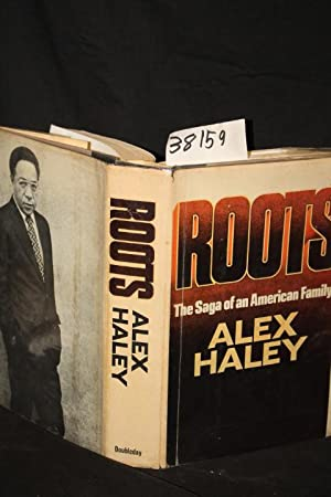 Roots: The Saga Of An American Family: Haley, Alex signed