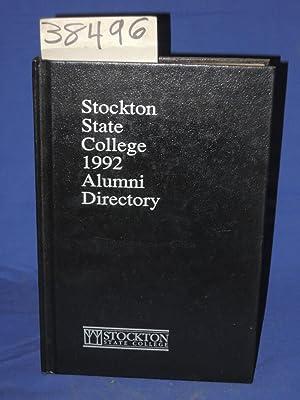 Stockton State College 1992 Alumni Directory: Stockton State College