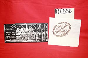 The Knife & Fork Inn Postcard and: The Knife &