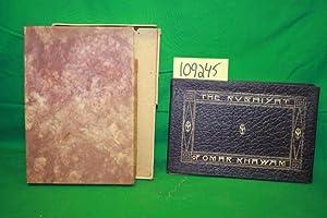 Rubaiyat of Omar Khayyam LEATHER AND BOXED: HUBBARD, ELBERT Honorable,