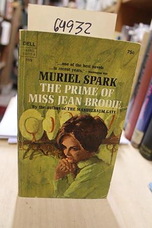 The Prime of Miss Jean Brodie: Spark, Muriel