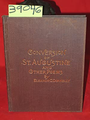 Conversion Of St. Augustine And Other Scared Poems Sold Aid Erection & Completion Church of St....