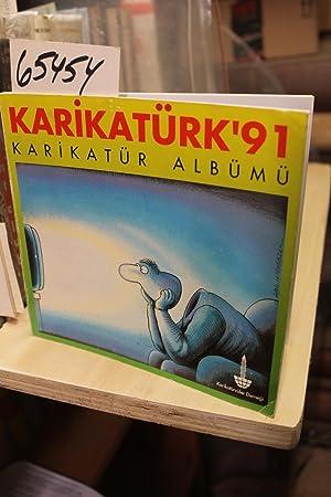 Karikaturk '91 Karikatur Albumu (Polish cartoon): Karikaturk