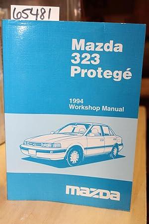 Mazda 323 Protege 1994 Workshop Manual: Mazda