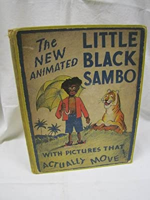 The Story of Little Black Sambo (pop up): Little Black Sambo