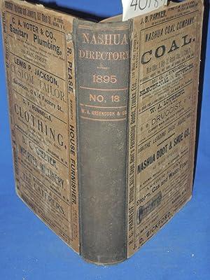 Nashua Directory Nashua, New Hampshire: W.A. Greenough & Co.