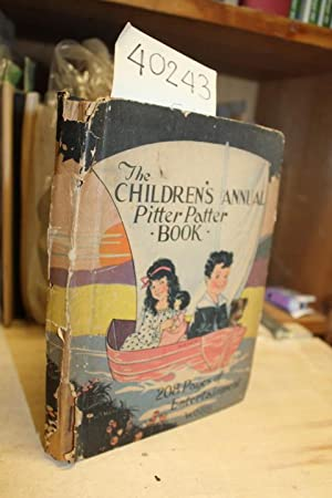 The Children's Annual Pitter Patter Book: Whitman Publishing Company