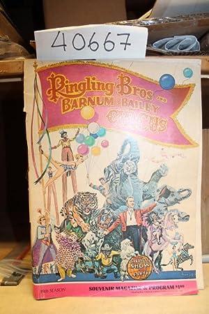 1969 Ringling Bros and Barnum & Bailey Circus good: Ringling Bros and Barnum&Bailey Circus