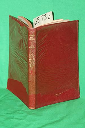 Pride and Prejudice, 1952, Collins, leather: Austen, Jane