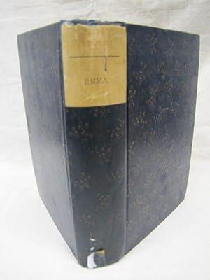 Emma, Porter & Coates, Philadelphia, 1930 Blue HB: Austen, Jane