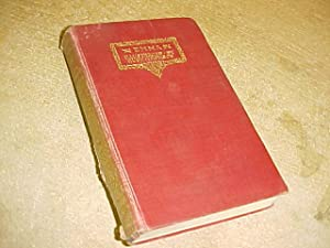Emma, Illustrator: Thomson, 1929 Red HB, Macmillan,: Austen, Jane
