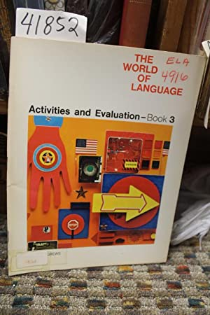 The World Of Language: Activities And Evaluation - Book 3: Crews, Ruthellen