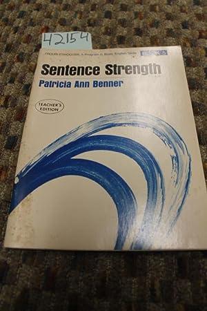 Sentence Strength: Book 5: Benner, Patricia Ann