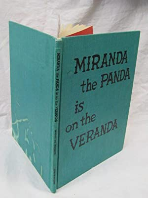 Miranda the Panda is on the Veranda: Sanders, Doris &