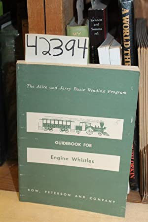 Guidebook for Engine Whistles: O,Donnell, Mabel