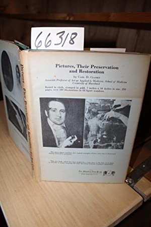 Pictures, Their Preservation and Restoration: Clarke, Carl D