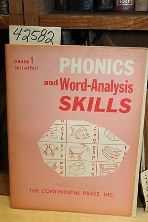 Phonics and Word-Analysis Skills: Grade 1 - Part 1 and Part 2: Ryan, Isabella Bayne