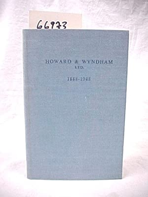 Howard AND Wyndham Pantomimes 1888-1948: Howard & Wyndham