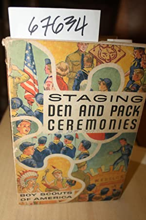 Staging Den and Pack Ceremonies: Boy Scouts of America