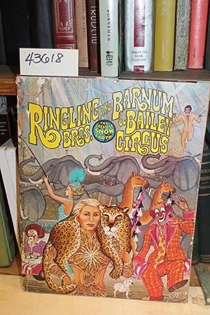 1977 Ringling Bros. and Barnum & Bailey Circus Souvenir Program & Magazine, 107th Edition: ...