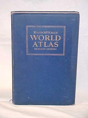 Rand McNally World Atlas Readers Edition: Rand McNally
