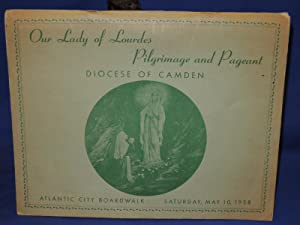 Atlantic City Boardwalk: Saturday, May 10, 1958: Our Lady of Lourdes Pilgrimage and Pageant: ...