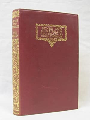 Sense and Sensibility 1928 MACMILLAN COMPANY: Austen, Jane & HUGH THOMSON