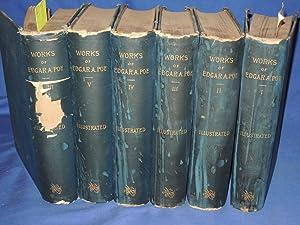 The Works Of Edgar Allan Poe. Six: Poe, Edgar Allan