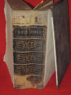 The Holy Bible, Containing the Old and New Testaments Volume I only: Bible