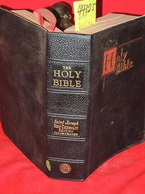 The Holy Bible. Saint Joseph New Catholic Edition: Catholic Holy Bible
