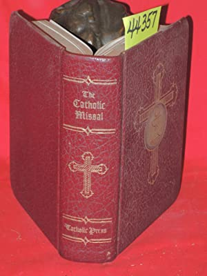 The Missal: Containing All The Masses For: O'Connell, Rev. John