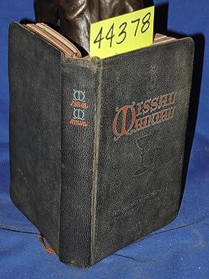 Missal Manual: Stedman, Joseph E.