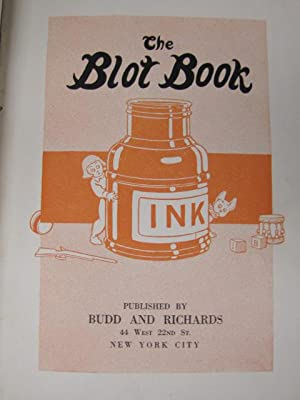 The Blot Book: Budd, C.J., and F.T. Richards
