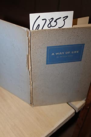A Way of Life: An Address Delivered to Yale Students: Osler, William