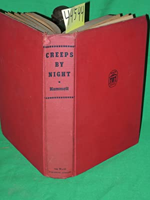 Creeps By Night: Chills and Thrills: Hammett, Dashiell