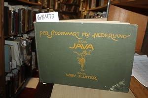 Per Stoomvaart My Nederland Naar Java: Gluiter, WIlly