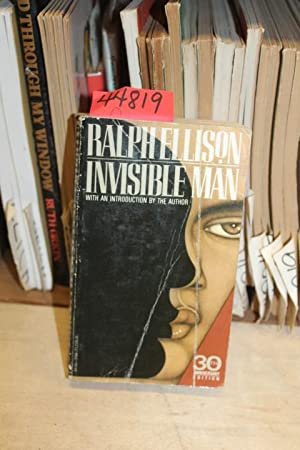 invisible man by ellison abebooks