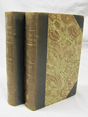 The Count of Monte Cristo Complete in Two Volumes illustrated: Dumas, Alexandre